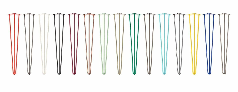 hairpin legs farben